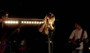 The Chanx mit Leadsängerin Sophie