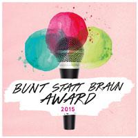 Bunt Statt Braun Award